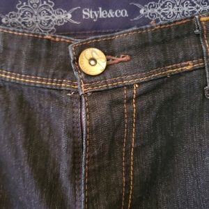 Style&Co Denim Jeans Size 14 Regular